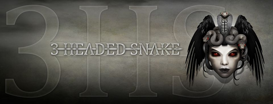 3 HEADED SNAKE S/T EP Review & Stream; Official Video